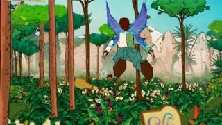 thumbnail spel: Vlieg 'ns Vlug