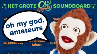 Het Grote Olly Wannabe Soundboard