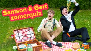 Samson en Gert Zomerquiz