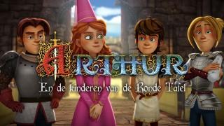 Arthur en de kinderen van de Ronde Tafel