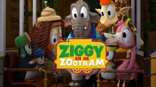 Ziggy en de Zootram