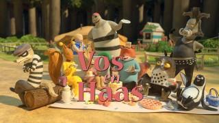Vos en Haas