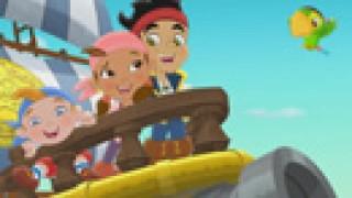 Jake en de nooitgedachtenland piraten