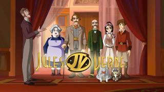 De wonderbaarlijke avonturen van Jules Verne