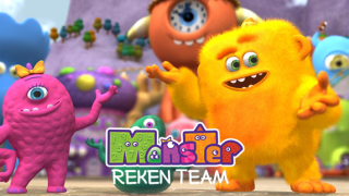 Monster reken-team