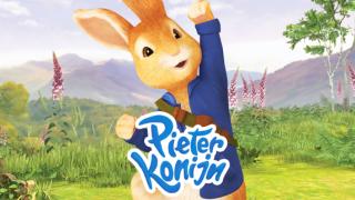 Volg de avonturen van Pieter het konijn