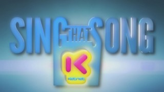 Sing that song @ Ketnet