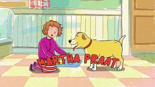 Martha praat!