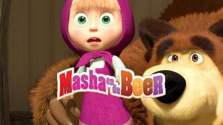 Masha en de beer