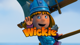 Wickie De Viking