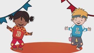 Biba & Loeba: Bloem en boxie