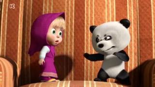 Masha en de beer: Aflevering 15 - Kleine neef