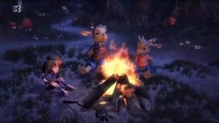 Sprookjesboom: Wie is er bang in het donkere bos?