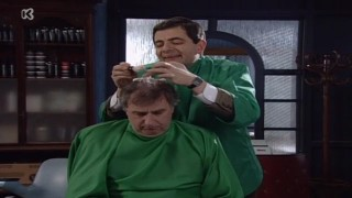 Mr. Bean: Hair by Mr. Bean of London