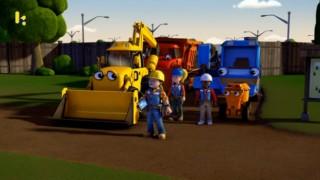 Bob de bouwer: Fitnessgekte