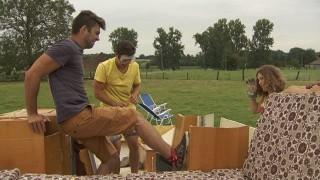 Helden: Reeks 3: Aflevering 19 - Caravan