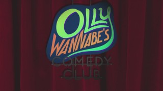 Olly Wannabe's Comedy Club: Reeks 1 - Aflevering 34