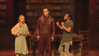 Nachtwacht Show: Het vervloekte perkament