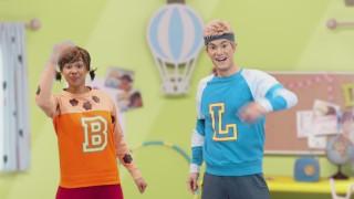 Biba & Loeba: Strik en zweetband