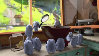 Grizzy en de lemmings: Reeks 1 - Aflevering 9