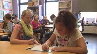 Echte talenten in een talentenschool