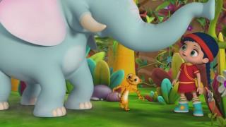 Wissper: Onhandige olifant