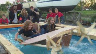 Helden van de race aan zee: Aflevering 2