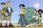 Kratts in het wild