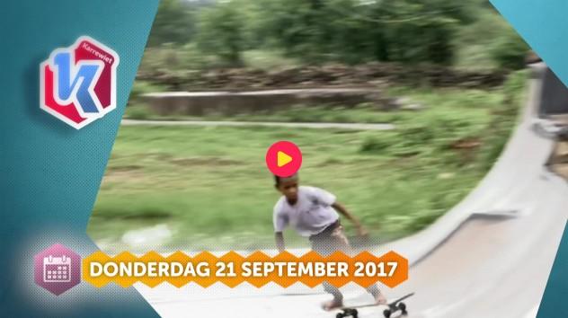 Karrewiet: uitzending 21 september 2017