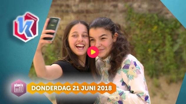 Karrewiet: uitzending 21 juni 2018