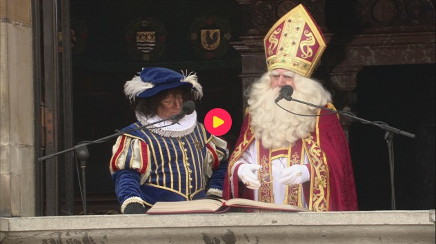 Herbekijk de volledige intrede van de Sint 2017
