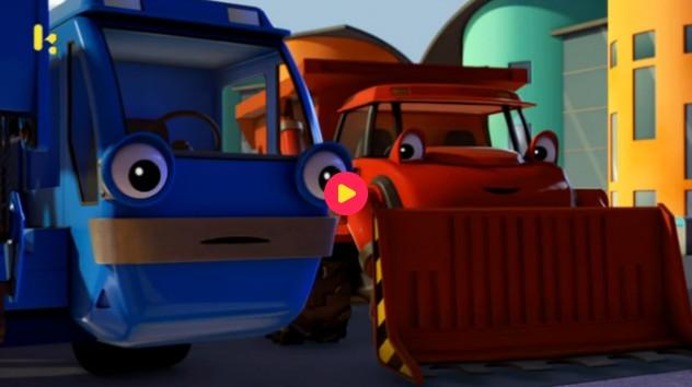 Bob de bouwer: Stadsstrand