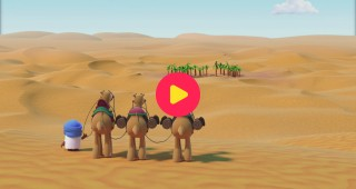 Go Jetters: De Sahara woestijn, Afrika