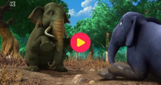 Jungle Book: De olifant roep