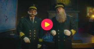 Dag Sinterklaas: Aflevering 9 - Matroos Marsepein