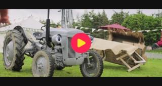 Film: Fergie, de kleine grijze tractor en de dansende geit