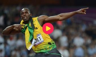 Bolt doet het opnieuw!