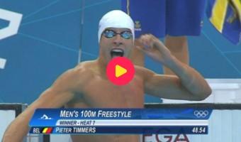 Belgisch record voor Timmers!