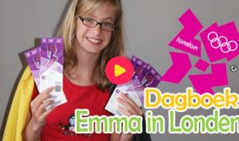 Dagboek van Emma in Londen