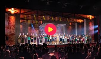 Ketnet Musical Knock-out: Mooiste momenten première