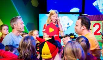 Kingsize Live met Maarten Vangramberen