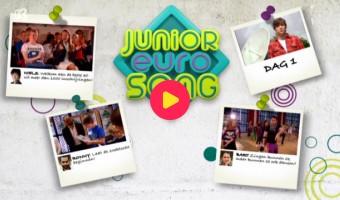 Junior Eurosong 2012: Aflevering 1