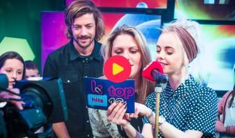 Kingsize Live met Eline en Davey van De Mol