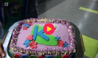 Laura Omloop bakt een taart!
