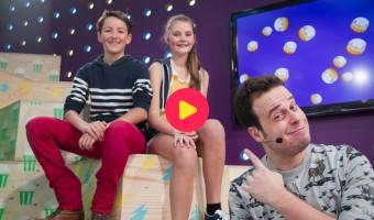 Kingsize Live met Arne en Maud van Ketnet Musical