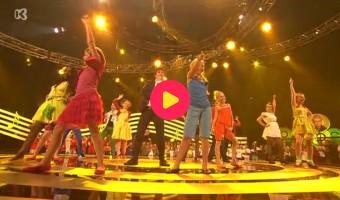 Junior Eurosong 2012: voorronde één