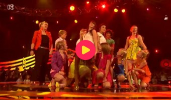 Junior Eurosong 2012: voorronde drie