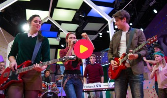 Kingsize Live met Ghost Rockers