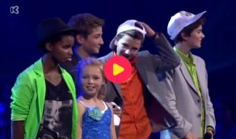 Wie Wordt Junior 2013: Voorronde 3