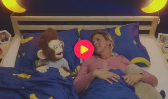 In bed met Olly: Tine Embrechts - Ziek gefaket